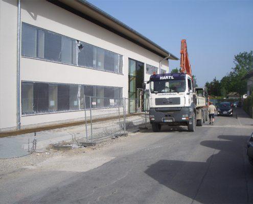 Koordination gemäß Baustellenverordnung